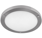 "Euri Lighting 15"" 19W Round LED Ceiling Light, 3000K"