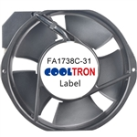 Cooltron FA1738B22T7C-31 AC Cooling Fan