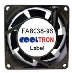 Cooltron AC Brushless Fan