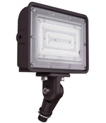 Kobi Electric FL-30-50-BZ-MV 30W Mini LED Flood Light Fixture