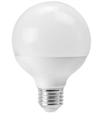 Kobi Electric G25-60-30 7W G25 LED Globe Light, 3000K, 120V