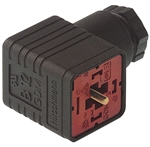 Hirschmann Form A GDM 2011 J Din Connector