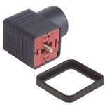 Form A GDM 2012 J Solenoid Valve Connector