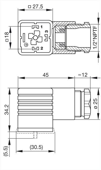 Aparoli SJA 67454/QB DIN 933/A4/4x18/Hexagonal Screws with Thread up to Head Pack of 1/Quality Basic