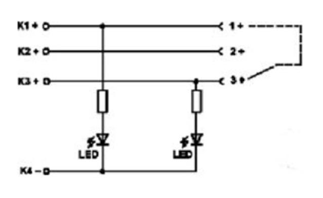 GDMZRC3116RG3160 4?1426065086 hirschmann din 43650 form a 24v, dual led