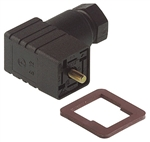 Hirschmann Form C 2 Poles/Ground Din Connector