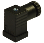 HTP Form C 8mm PG 7 Solenoid Valve Connector