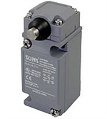 Suns HLS-1A-11H Heavy Duty Limit Switch, 1NO/1NC, Side Plunger