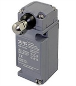 Suns HLS-1A-13H Heavy Duty Limit Switch, 1NO/1NC, Adjustable Side Plunger