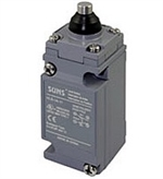 Suns HLS-2A-11 Heavy Duty Limit Switch, 2NO/2NC, Top Plunger