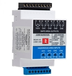 Macromatic 4 Channel Intrinsically Safe Relay, 102-132VAC / 10-125VDC