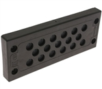 Mencom KADP-24-17 Cable Entry Plate, 17 5-9.2mm Entries