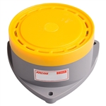 Yellow Direct Mount Alarm 110V AC