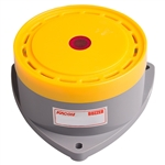 Yellow Direct Mount LED Alarm 12-24V DC