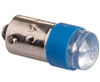 Deca 6V Blue LED Bulb for A20 Series Push Buttons