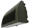 Lumateq 72W LED Cut Off Wall Pack, 5700K, 110-277V