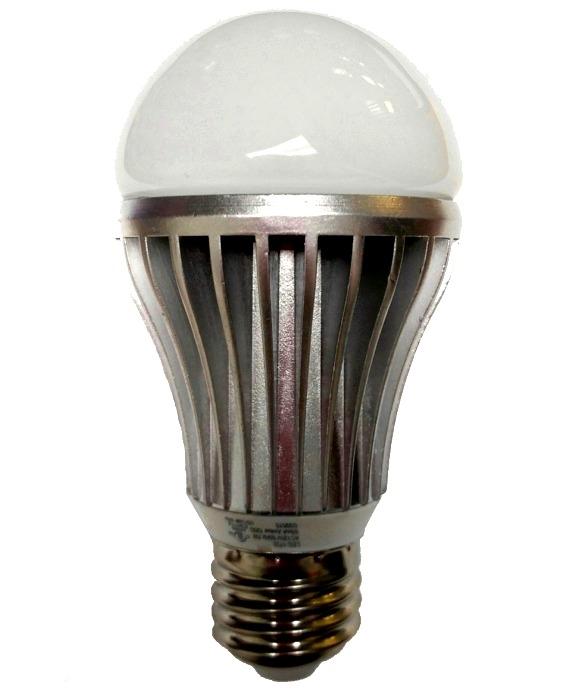 Delightful Light Efficient Design LED 1733 7W A19 Amber Flood Light, 120V