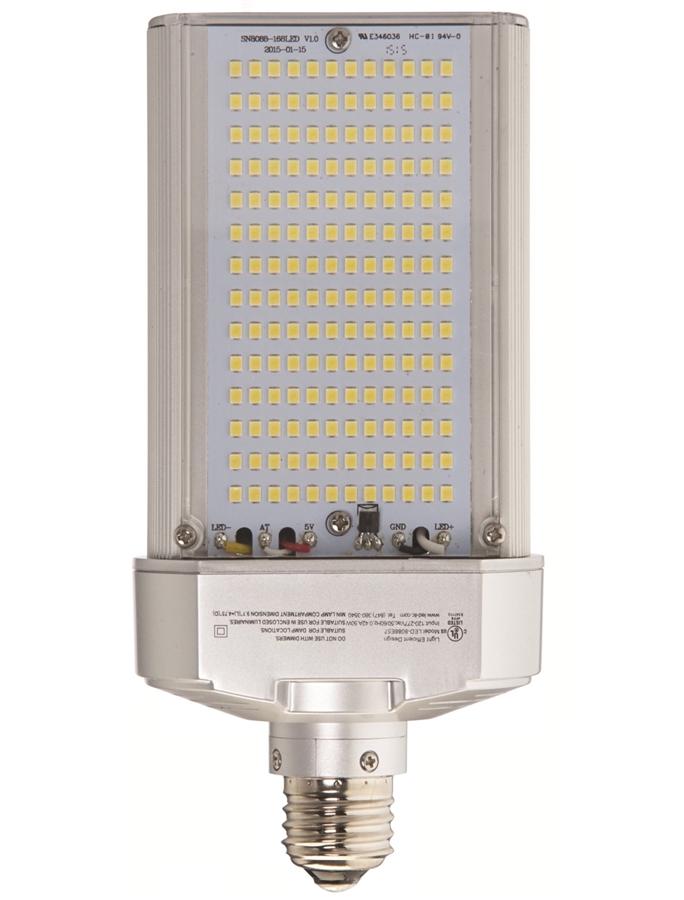 light efficient design led e wall pack light k w light efficient design led 8088e57 50w wall pack light 5700k 120 277v