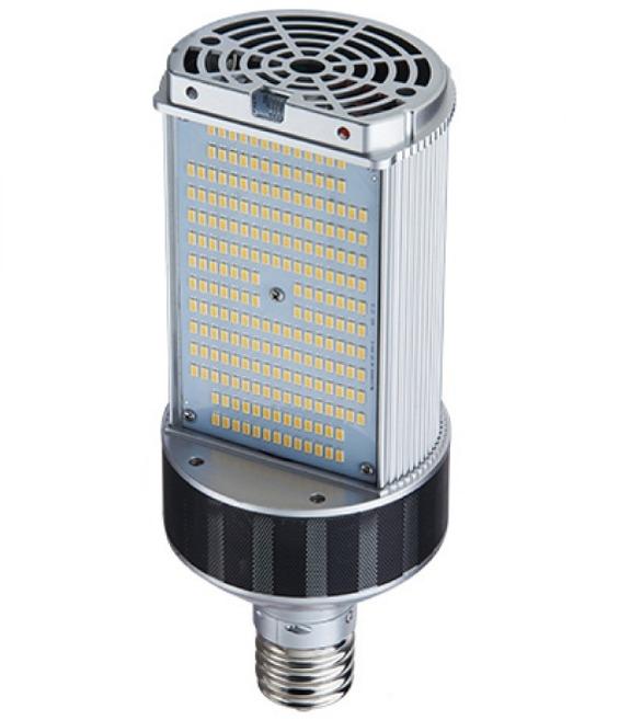 Led 5000k Shoe Box Wall Pack 8090m50 G4 Light Efficient Design