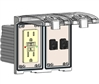 Mencom LP2-GF-2RJ45 Low Profile Programming Interface