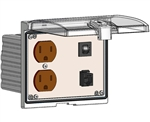 Mencom LP3-DP-RJ45-R Low Profile Programming Interface