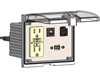 Mencom LP3-GF-RJ45-USB-10-R Low Profile Programming Interface