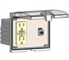 Mencom LP3-GF-RJ45S Low Profile Programming Interface