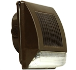 Lumateq 15W LED Full Wall Pack, 5700K, 110-277V