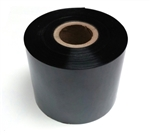 "2.5"" Black Hot Stamp Tape"
