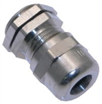 MCG-07R PG 7 Nickel Plated Brass Strain Relief Fitting