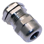 MCG-11R PG 11 Nickel Plated Brass Strain Relief Fitting