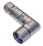 Mencom M23 Field Wireable Plug - Crimp Pin