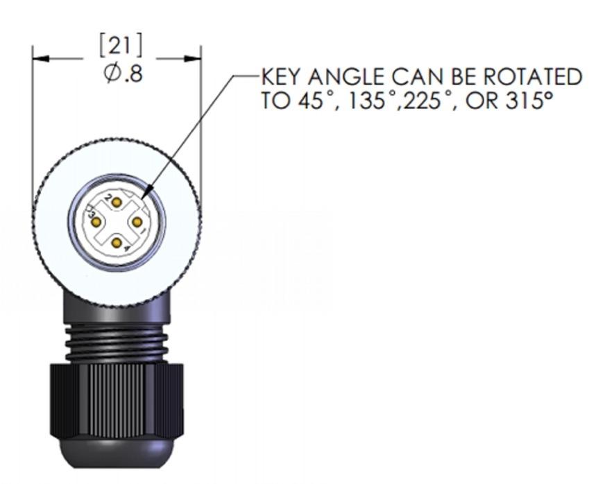 MENCOM MDE45-4MP-FW07-R MDE454MPFW07R NEW IN BOX