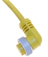 Mencom 8 Pole MIN Molded Cable - MIN-8FPX-20-R
