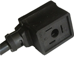 Solenoid Valve Connector Form B