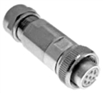 Mencom MS14S-2FP-FW20-SC MIL-SPEC Size 14S-2 Connector