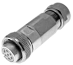 Mencom MS14S-7FP-FW20-SC MIL-SPEC Size 14S-7 Connector