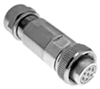 Mencom MS18-10AFP-FW25-SC MIL-SPEC Size 18-10A Connector