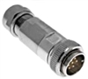 Mencom MS18-10AMP-FW25-SC MIL-SPEC Size 18-10A Connector