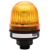 Menics 56mm LED Beacon Light, 24V, Yellow