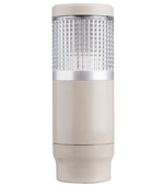 Menics MT4B1DL-C 1 Tier Tower Light, Clear