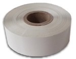 "1"" White Hot Stamp Tape"