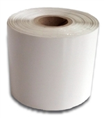 "2.5"" White Hot Stamp Tape"