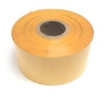 "1.5"" Yellow Hot Stamp Tape"