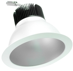 "Kobi Electric NDL8-52-40-WFL-CWH-MV 55W 8"" LED Down Light"
