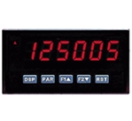 Red Lion Dual Counter, 6 Digit, Red LED, AC