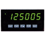 Red Lion Dual Counter, 6 Digit, Green LED, DC
