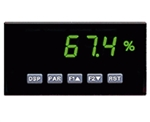 Red Lion DC Input Panel Meter, 5 Digit, Green LED