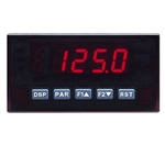 Red Lion AC Voltage & Current Meter, 5 Digit, Red LED