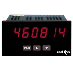 Red Lion 6 Digit Counter Panel Meter